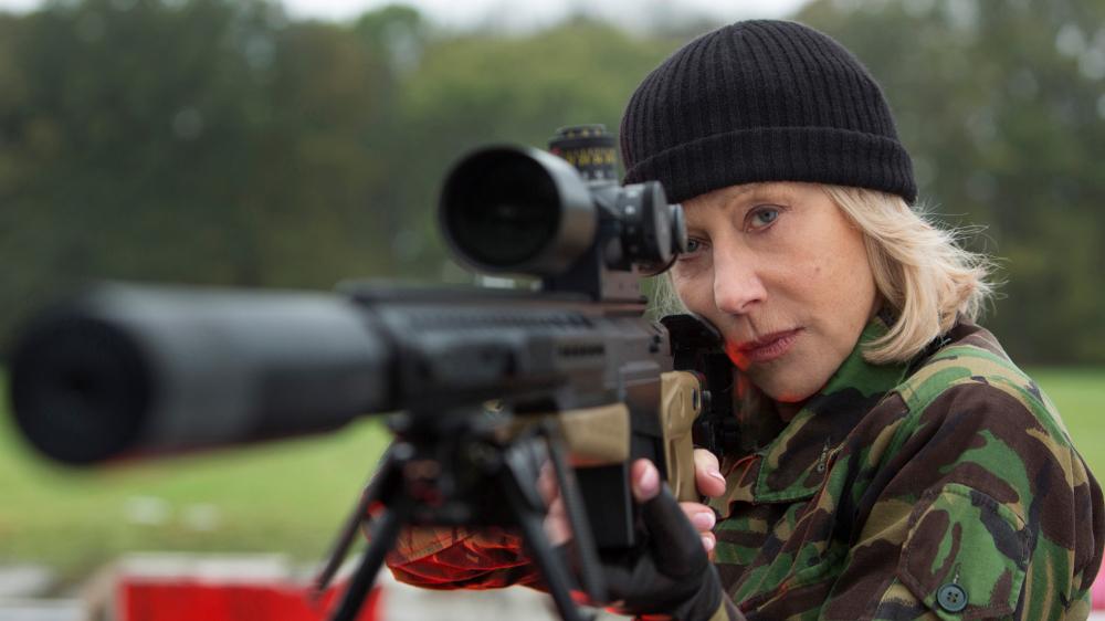Red 2 Helen Mirren Cammo